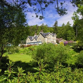 Late Offer BB Duisdale House Hotel